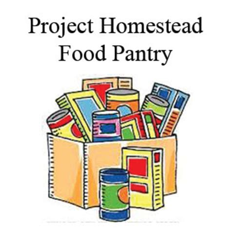 Clay County Food Pantry by Project Homestead Feeding Clay County Residents In Need