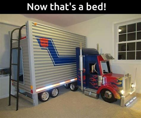 18 wheeler bed 18 wheeler truck bed kids furniture pinterest truck