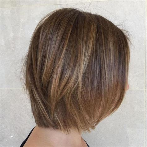 short brown hair with light blonde highlights 25 best ideas about light brown bob on pinterest short