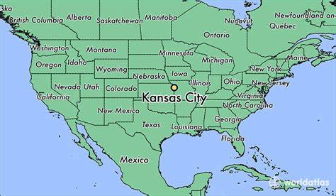 kansas city map usa where is kansas city mo kansas city missouri map