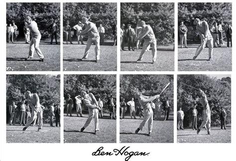ben hogan swing sequence pinterest the world s catalog of ideas