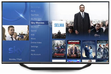 sky layout update email sky q updates voice search live rewind on sports record