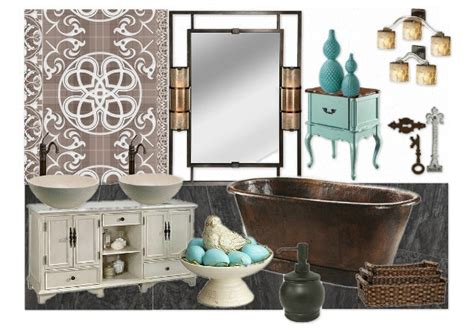teal and brown bathroom teal and brown bath home master bath pinterest