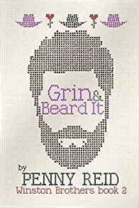 mistletoe the brothers volume 2 books grin and beard it the winston brothers