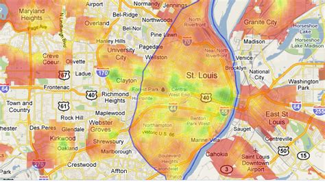 seattle heat map find out where your city is most walkable with walk score