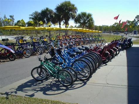 fan boat fort myers bike rentals boat rentals in fort myers florida wheel