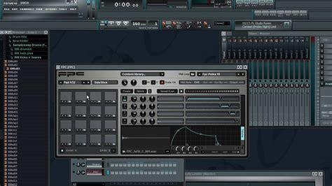 tutorial fl studio 9 fl studio 9 tutorial assign fpc drum pad to any key on