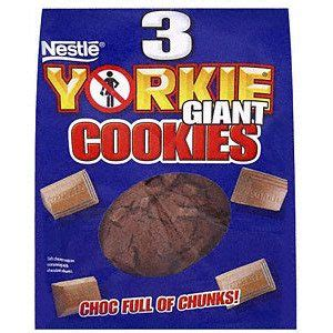 nestle yorkie soft baked nestle yorkie bar cookies recipe funworks lolly shop