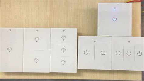 1 2 3 smart home automation phone wifi controlled
