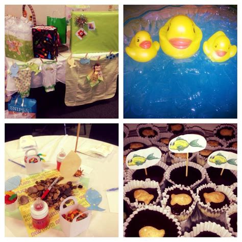 Fish Themed Baby Shower by Baby Shower Food Ideas Baby Shower Ideas Fish Theme
