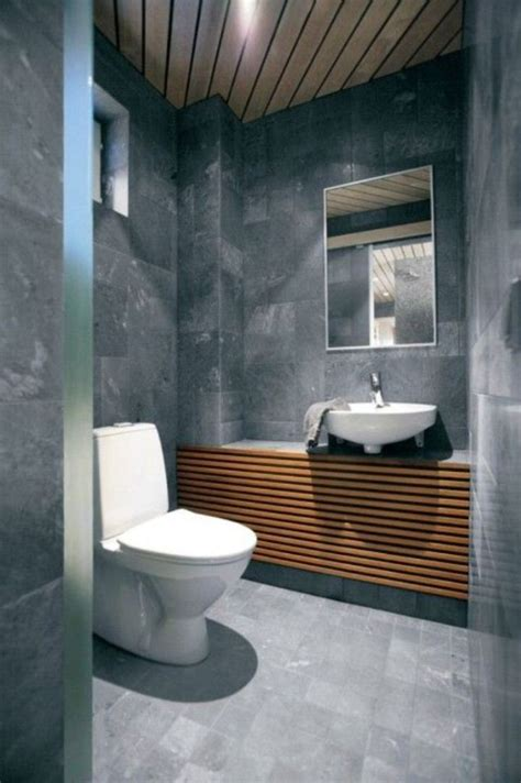 Modern Small Bathrooms by 30 Small Modern Bathroom Ideas Deshouse