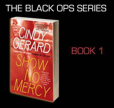 Gerard Show No Mercy gerard www cindygerard suspense author