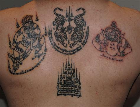 sak yant tattoo in singapore 122 best thai tattoos sak yant images on pinterest