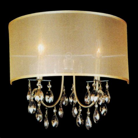 crystal wall mount lighting brizzo lighting stores 16 quot organza contemporary crystal