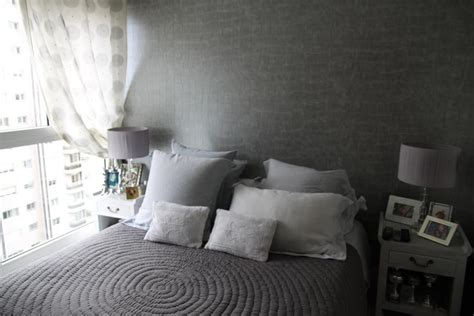 photo chambre et gris d 233 co photo deco fr