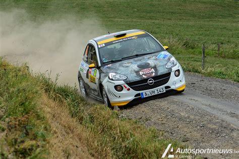 Rally Auto Klassen by Timo En Der Marel Op Het Podium In Rc4 Klasse