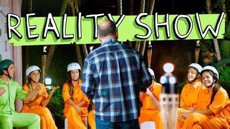 reality show reality show