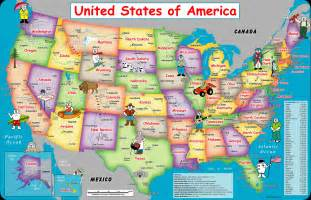 us map by usa map