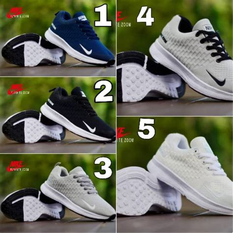Sepatu Nike Zero Pria Sport 2 sepatu pria nike airmax zero joging running olahraga