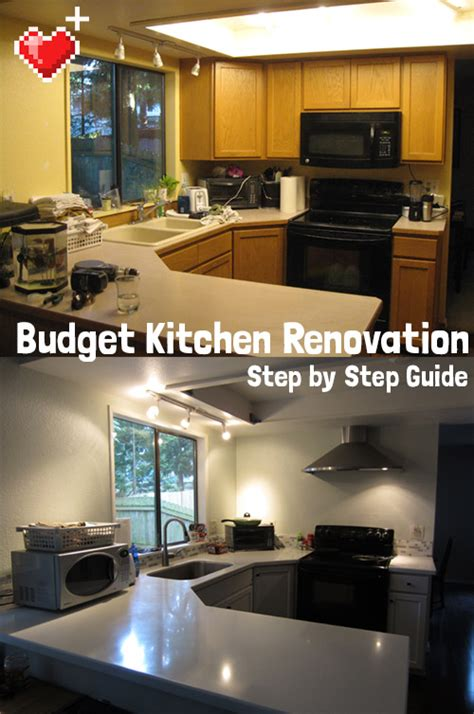 step by step guide to renovating a house budget kitchen renovation watch us wreck our kitchen and put it back together