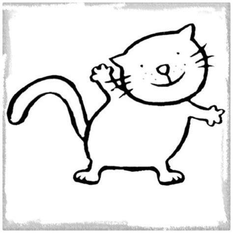 imagenes de gatitos faciles para dibujar gatos tiernos para colorear e imprimir gatitos tiernos