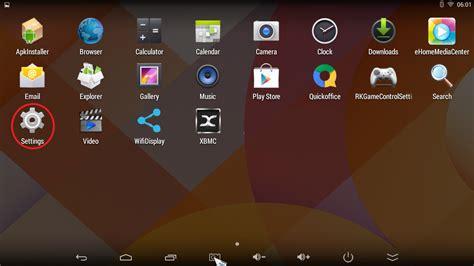 reset android tv box hướng dẫn reset lại android tv box khi bị lỗi phần mềm