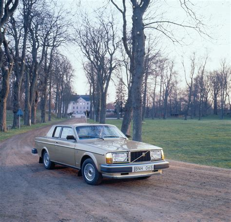 volvo coupe volvo remembers its 262c bertone coupe on its 40th