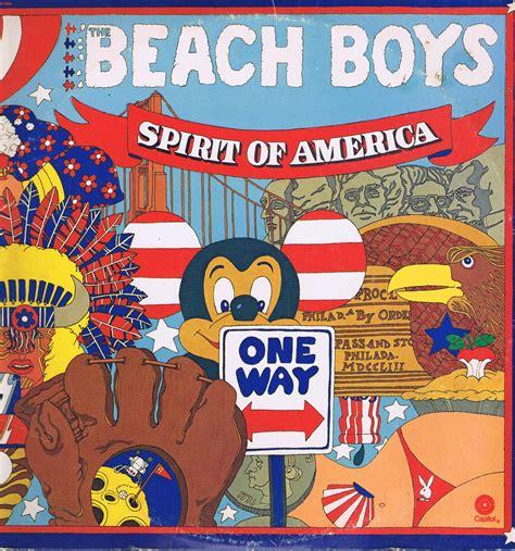 Lp America the boys spirit of america 2 lp vinyl record