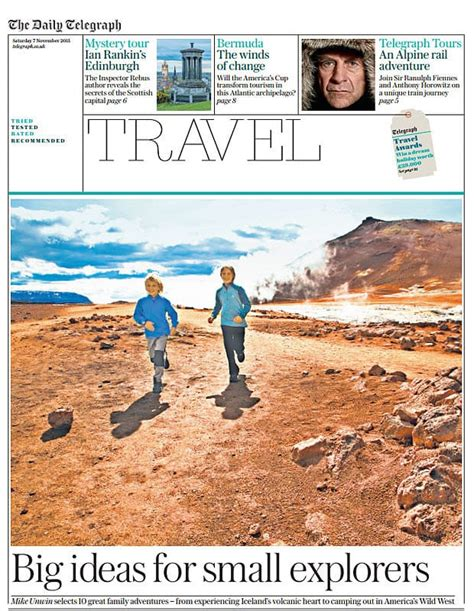 Telegraph Travel Wins Two Industry Awards Telegraph