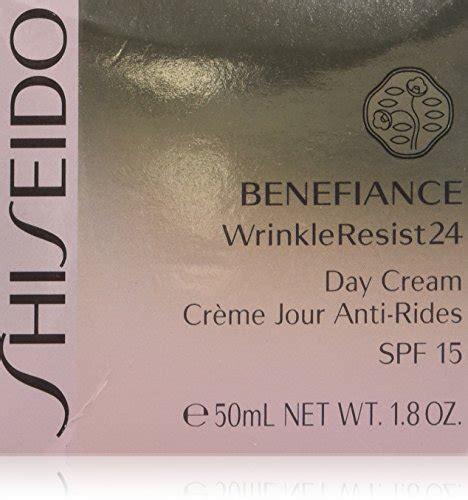 Benefiance Wrinkle Resist 24 Day Spf 15 50ml fashn de mode community it or it