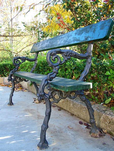 cast garden bench garden benches seats