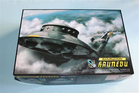 dischi volanti nazisti abbiamo rotto la scatola disco volante terzo reich