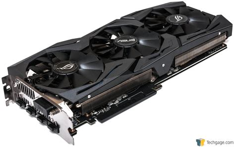 Vga Gtx 1060 6gb asus geforce gtx 1060 6gb strix graphics card review