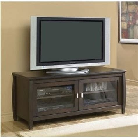 48 inch tv cabinet tech craft veneto series rounded tv cabinet for 32 48 inch