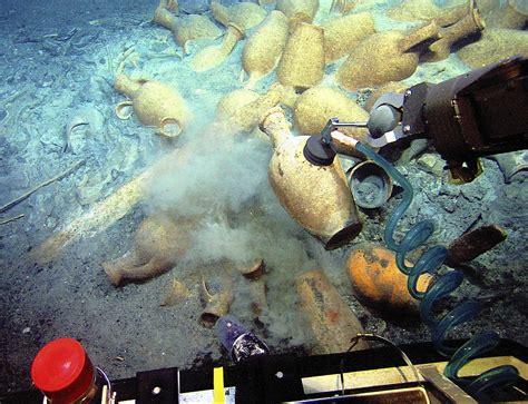 Sea Floor Exploration by Ballard Exhibit Lost At Sea Shipwrecks Of The Ancient