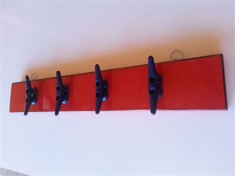 nautical boat cleats coat rack nautical nursery decor boat cleat wall