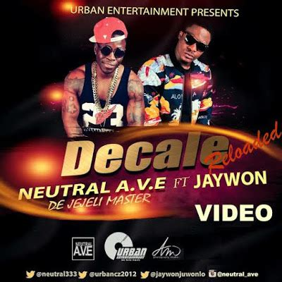 The Bounty Wins Victory by Neutral Ave Drops Decale Reloaded Ft Jaywon In The