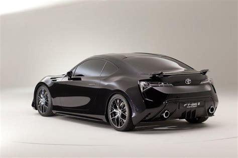 Toyota Ft86 Toyota Ft 86 Ii Concept Supermodel Gallery Autoevolution