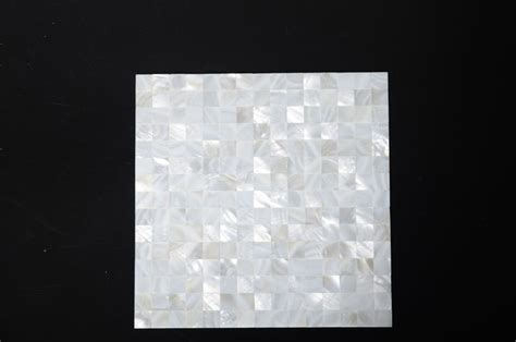 Of Pearl Floor Tile by Of Pearl Tile Shell Mosaics Pearl Tiles Bathroom