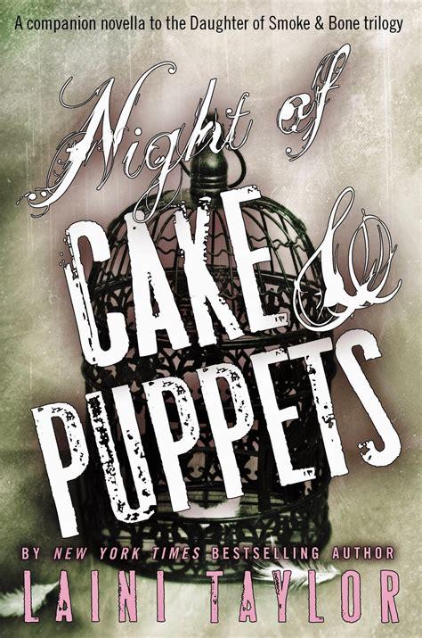 libro night of cake and my empire of book noche de tortas y titeres saga hija de humo y hueso 2 5 laini taylor