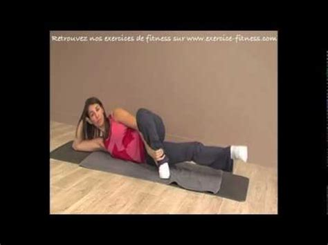 exercice fitness se muscler l int 233 rieur des cuisses