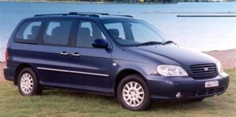 Kia Warranties by 2003 Kia Carnival Warranty Complaint