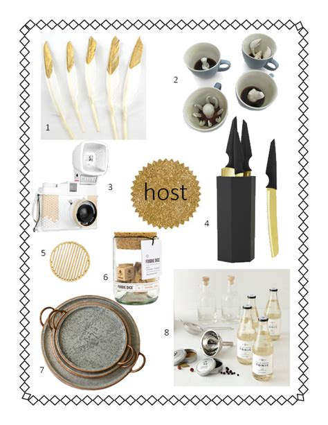 gifts for the host hunt gather holiday gift guide for the host kishani