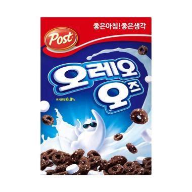 blibli oreo jual oreo post o s cereal 250 g online harga