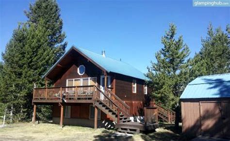 Cabins Around Yellowstone National Park by Gling Wi Fi Cabin Yellowstone