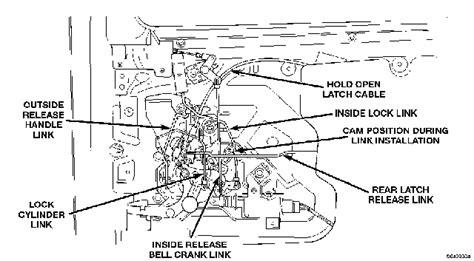 05 ford explorer rear door lock diagram 05 free engine