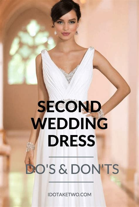 Marriage Dress by Best 25 Second Weddings Ideas On