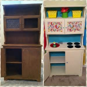 Kids Kitchen Furniture 17 Best Images About Repurposing Furniture For Kids On