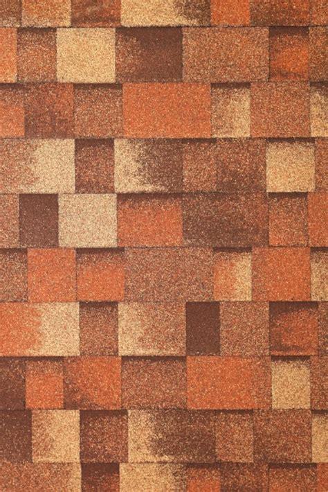 asphalt roofing colors  styles slideshow