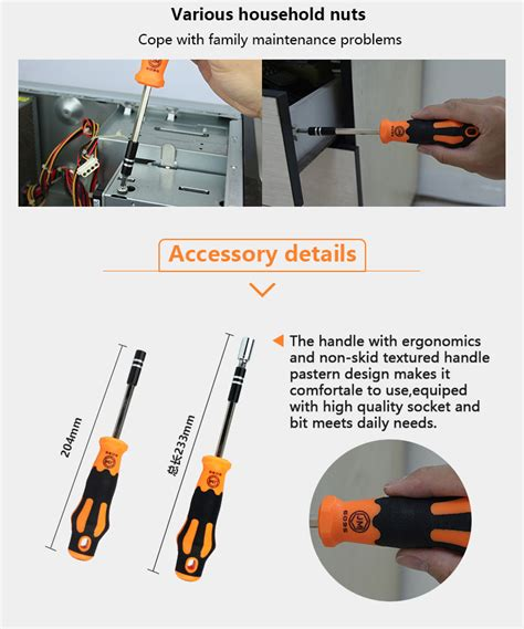 Jakemy 33 In 1 Removal Bit Screwdriver Set Jm 6093 jakemy jm 6095 33in1 screwdriver set